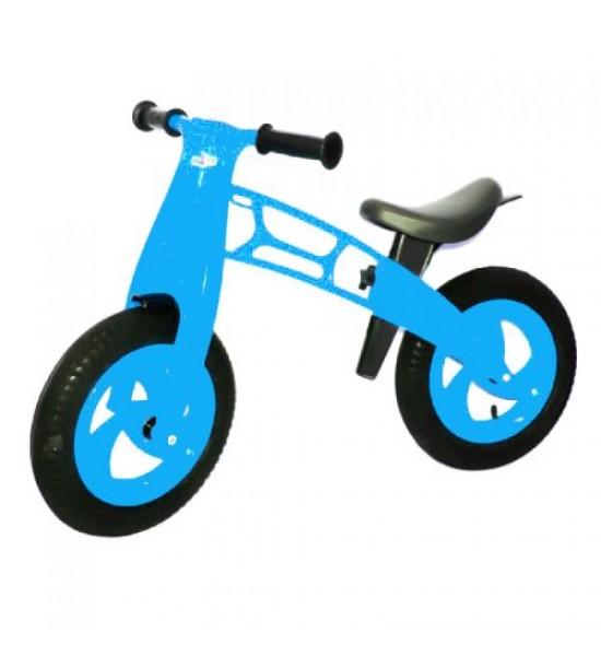 Беговел Cross Bike голубой KW-11-018 ГОЛ