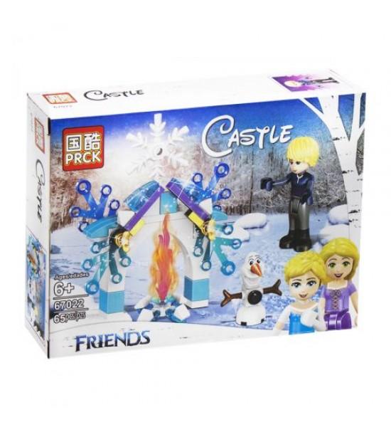 Конструктор Friend. Castle 65 дет 67022