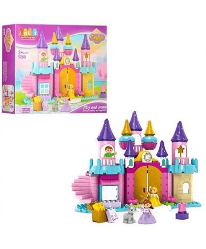 Конструктор Замок принцессы 113 дет 5280