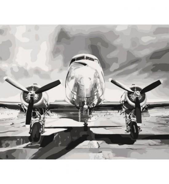 Картина по номерам Мечта о высоте КНО2518