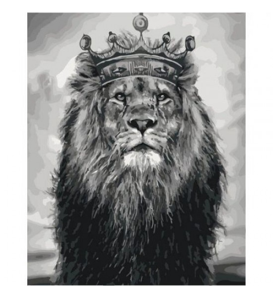 Картина по номерам Король Лев ★★★★ КНО4079