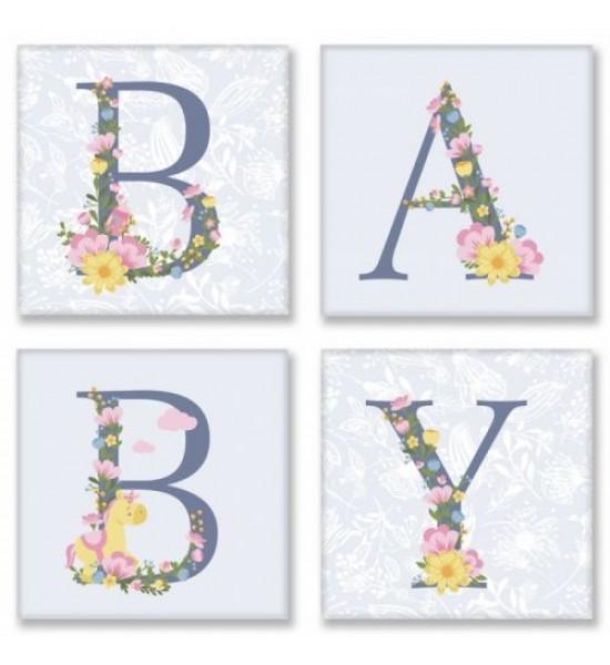 Картина по номерам BABY прованс ★★★ СН107