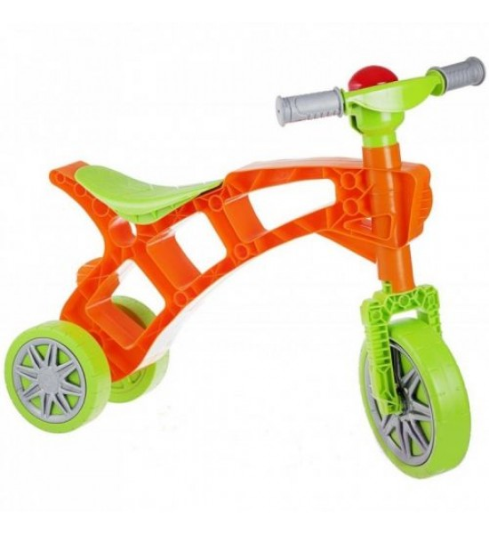 Ролоцикл 3 ТехноК оранжевый. 3220