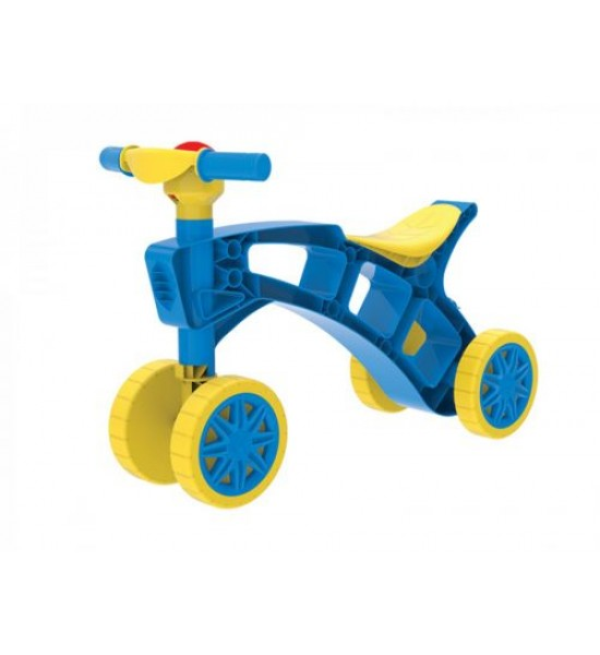 Ролоцикл байк синий 2759