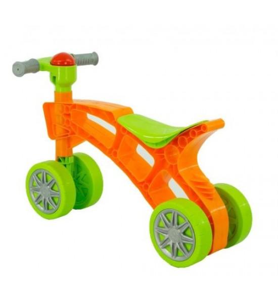 Ролоцикл ТехноК (оранжевый) 3824