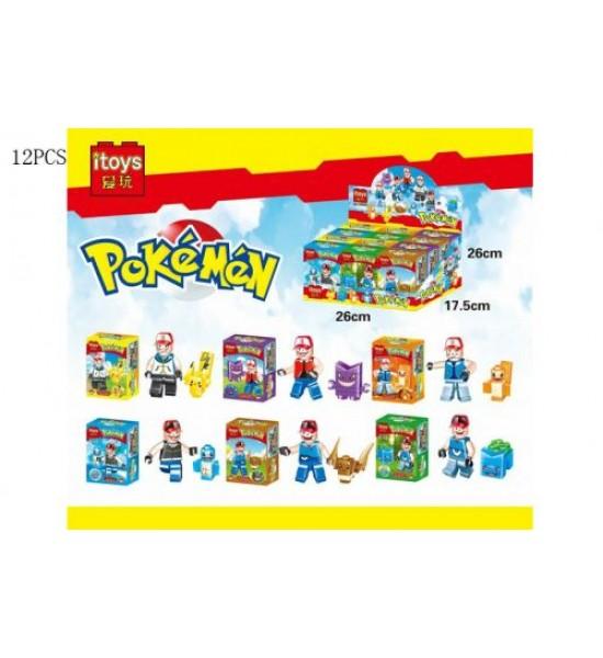 Конструктор Pokemen 88943