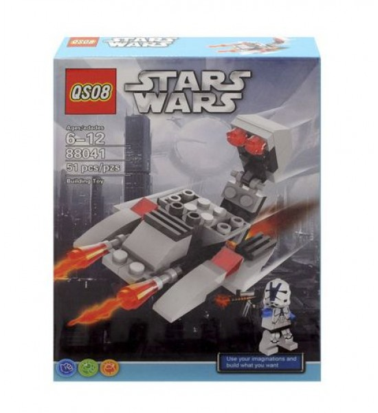 Конструктор Star Wars 51 дет 88041
