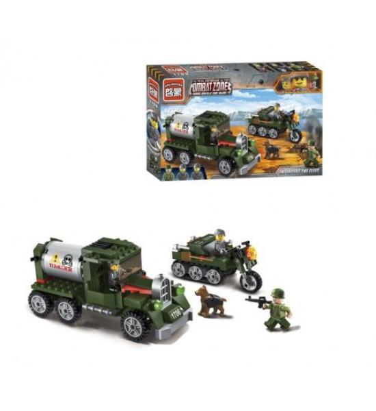 Конструктор Combat Zones 223 дет 1706