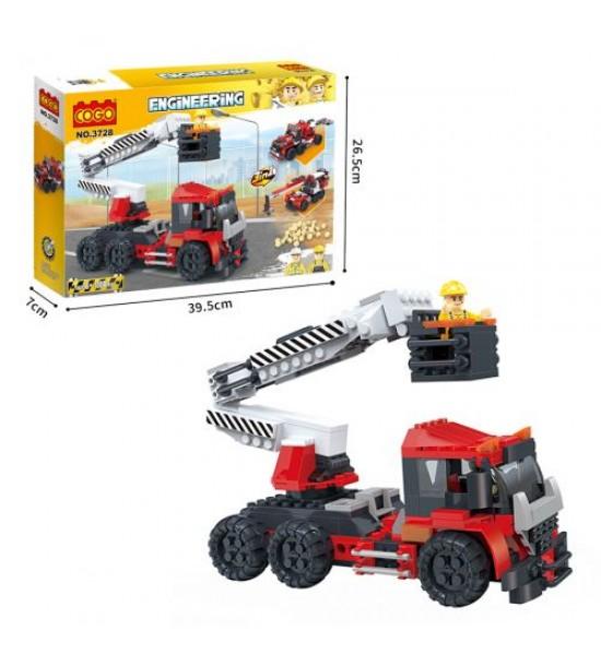 Конструктор Engineering 3в1 3728