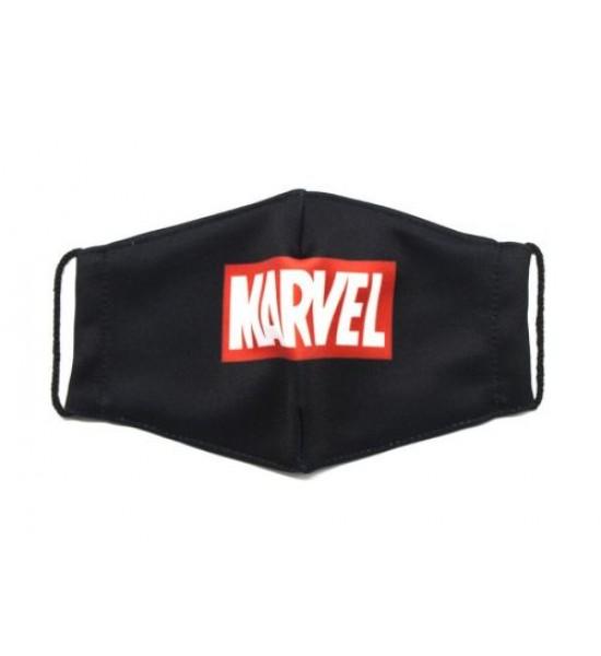 Многоразовая 4-х слойная защитная маска Марвел размер 3 7-14 лет mask2NEW