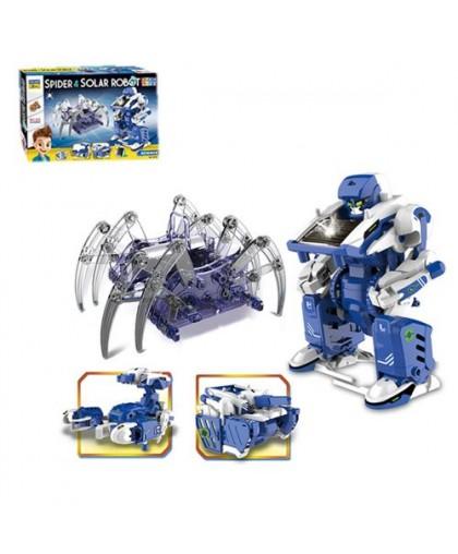 Робот-конструктор Solar Spider and Robot 1020