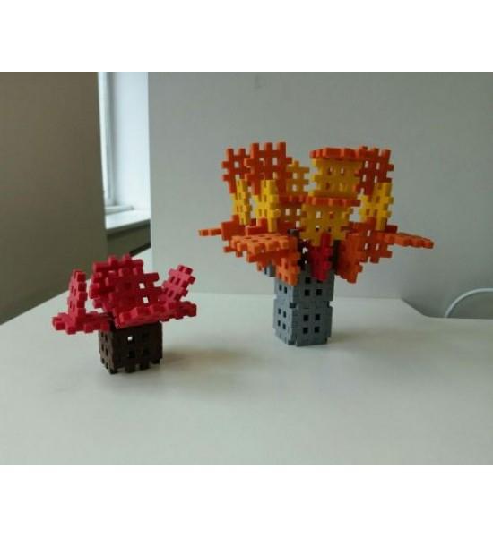 Конструктор Marioinex: Мини вафли для мальчиков 70 элементов 902806