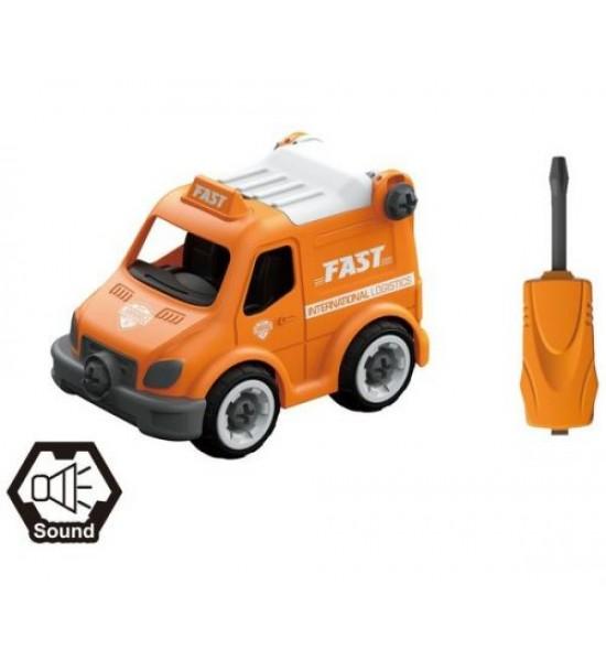Конструктор DIY Spatial Creativity  Служба доставки CJ-1379208