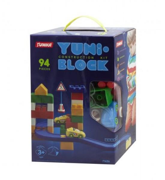 Конструктор детский YUNI-BLOCK 94 детали 1436