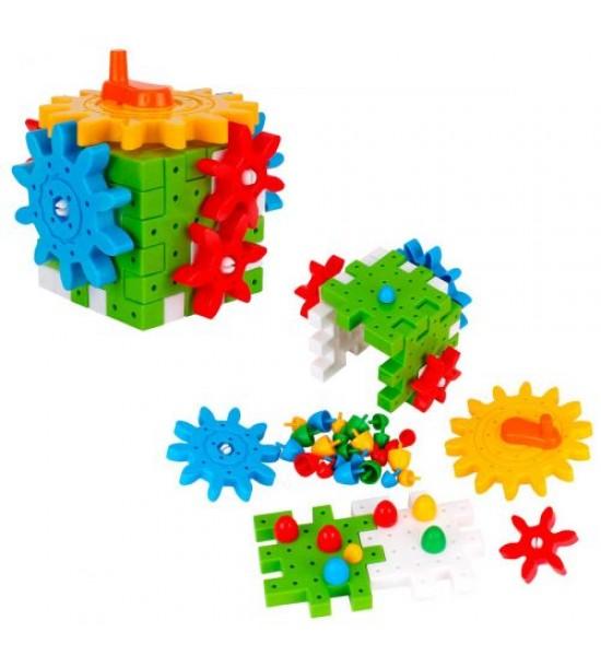 Игрушка-конструктор Кубик 7266
