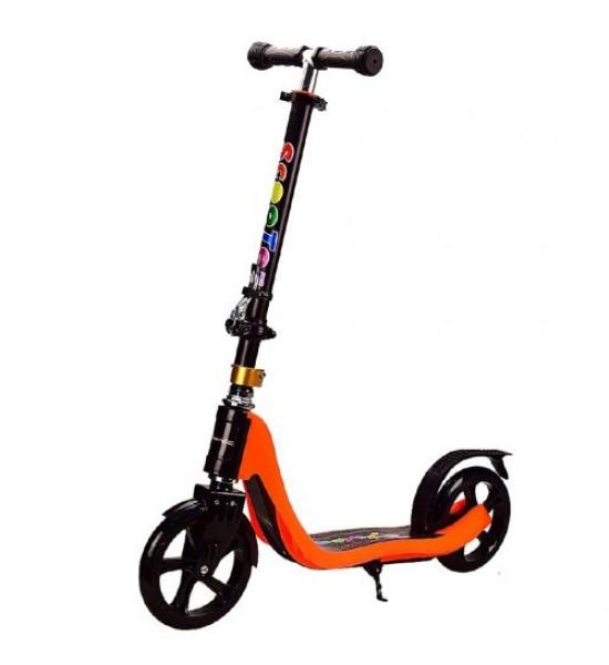 Самокат городской Scooter оранжевый SK20172