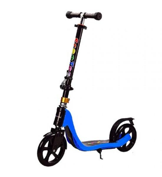 Самокат городской Scooter синий SK20172