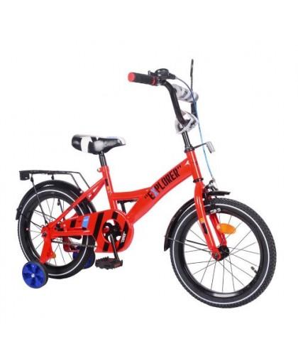 Велосипед EXPLORER 16 красный T-216114