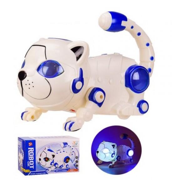 Интерактивная игрушка Котик-робот 5688-11